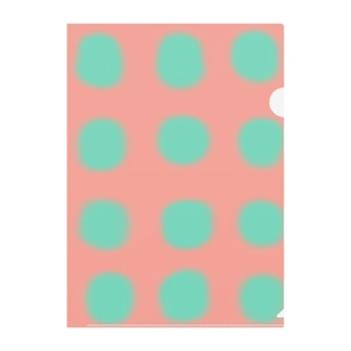 ビーンズちゃん Clear File Folder