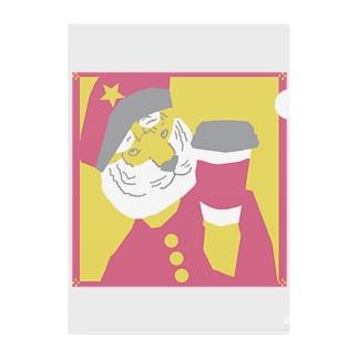 アムトラコーヒー2021 Clear File Folder