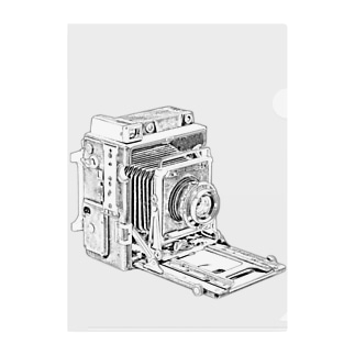 スピグラ Clear File Folder