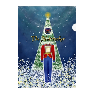 The Nutcracker Clear File Folder
