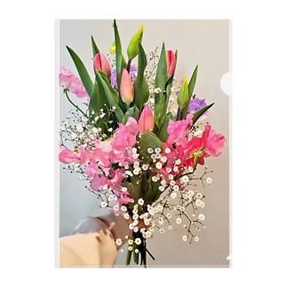 花束を君に Clear File Folder