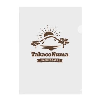 TakacoNuma Clear File Folder