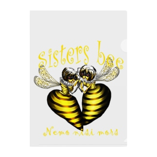sisters bee 解 Clear File Folder