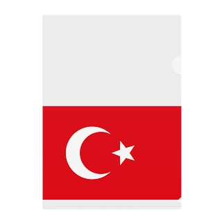 オスマン帝国 Clear File Folder