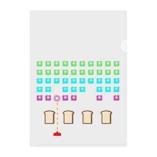 パンベーダーゲーム Clear File Folder