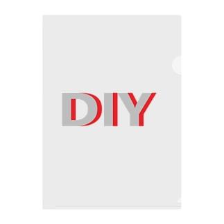 DIY  物作り大好き🔨 Clear File Folder