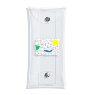 ひねくれ Clear Multipurpose Case