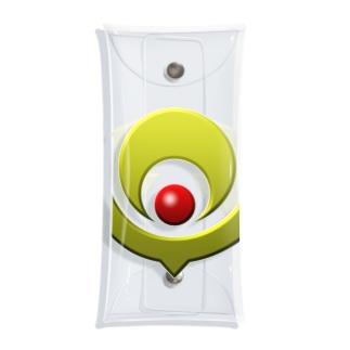 幻想財閥トラスト クレスト(カラー)  Clear Multipurpose Case
