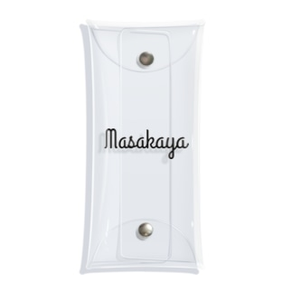Hoshino Asato.のMasakaya Clear Multipurpose Case