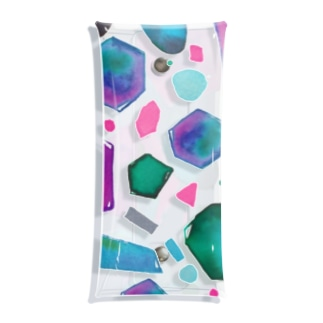 colour crystal Clear Multipurpose Case