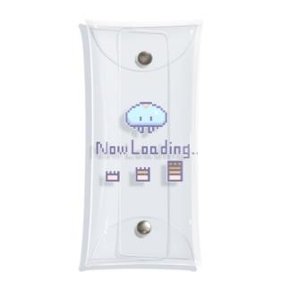 ばすてのNow loading... Clear Multipurpose Case
