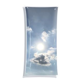 太陽 Clear Multipurpose Case