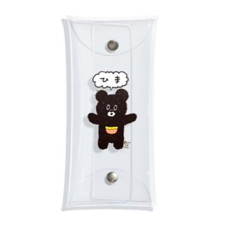 ひまのかたまり ひま太郎 01 Clear Multipurpose Case