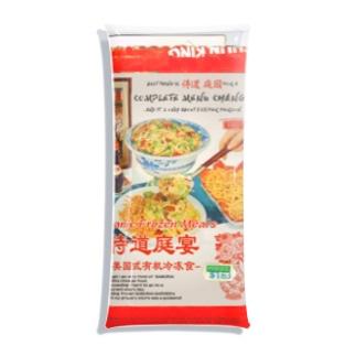 侍道庭宴レトロパッケージ Clear Multipurpose Case