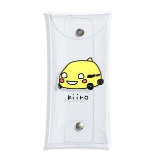 kiiro Clear Multipurpose Case