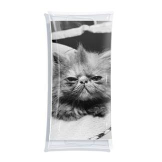 oto010の宇宙からやってきたラムちゃん✴️ Clear Multipurpose Case