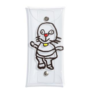 ドラちゃん Clear Multipurpose Case