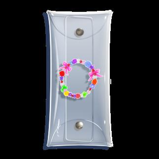Lily bird(о´∀`о)の花冠②の2 Clear Multipurpose Case