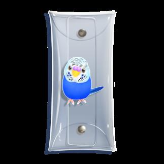 Lily bird(о´∀`о)のうるうるジャンボ② Clear Multipurpose Case