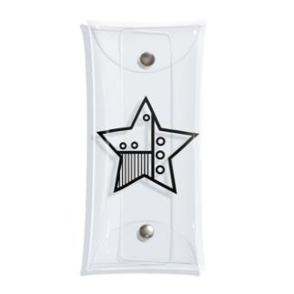 星 機械 Clear Multipurpose Case