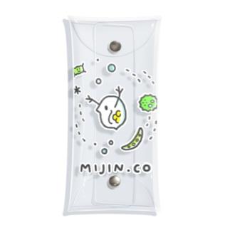 ミジコレ2020 Clear Multipurpose Case