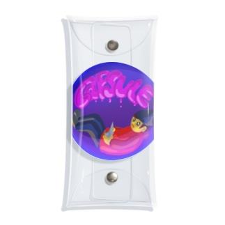 capsule カプセル 041 Clear Multipurpose Case