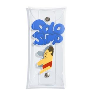 一人相撲 SOLO SUMO 063 Clear Multipurpose Case