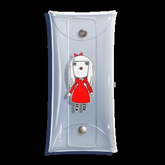 コルメキッサ☆コルメさんのコルメキッサのコルメさんシリーズ 背景透過版! Clear Multipurpose Case