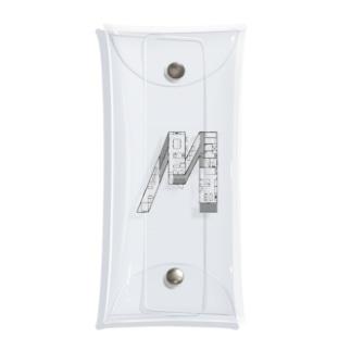 madorizu room-M 【間取り図】 Clear Multipurpose Case