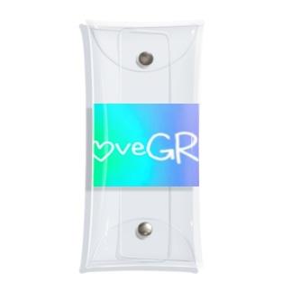 #LoveGReen 01 Clear Multipurpose Case