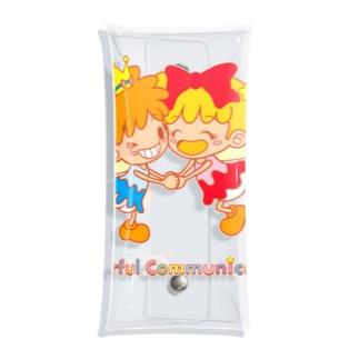 カラコミュちゃん Clear Multipurpose Case