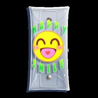 Luna Dream ProjectのHAPPY SMILE ~ 笑顔 ~ Clear Multipurpose Case