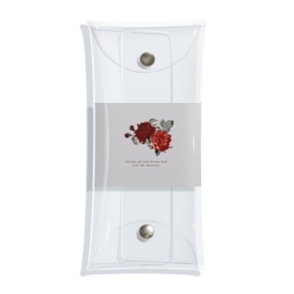 the last of your kisses was ever the sweetest Clear Multipurpose Case