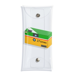 27times 128 Clear Multipurpose Case