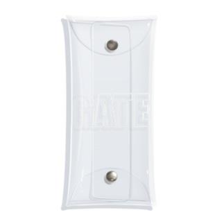 GATE Clear Multipurpose Case