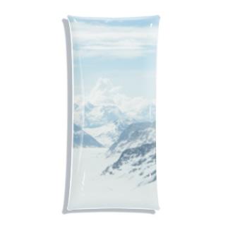 雪山 Clear Multipurpose Case