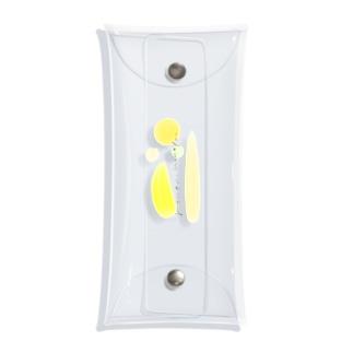 蜂蜜檸檬とクリアマルチケース Clear Multipurpose Case