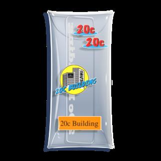 nakeykohの20c Building Clear Multipurpose Case