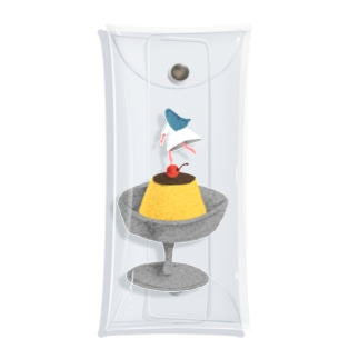 dance on the pudding Clear Multipurpose Case