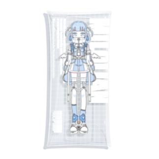 Alignment Clear Multipurpose Case