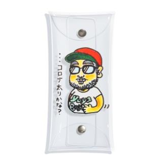 コロナ太りユンドウ Clear Multipurpose Case