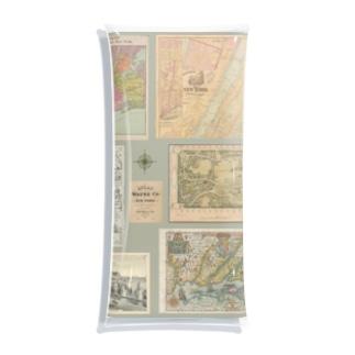 Old Atlas Clear Multipurpose Case