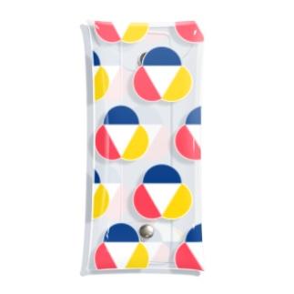 3Colors Clear Multipurpose Case