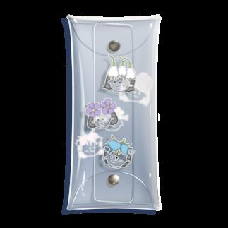 ディードット製作所 / 支店のno.6 Clear Multipurpose Case