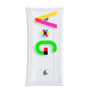 marikiroのVG initial Clear Multipurpose Case