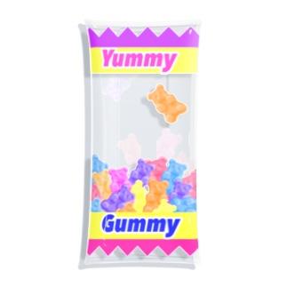 Yummy Gummy Clear Multipurpose Case