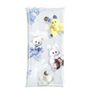 KMAKICI family! Clear Multipurpose Case