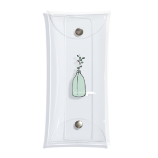 Life with green Clear Multipurpose Case