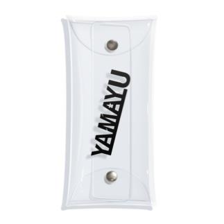 Yamayu ブラックシリーズ Clear Multipurpose Case