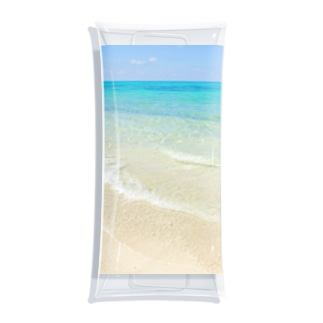 You can do it. Clear Multipurpose Case